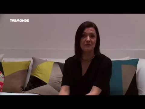17328 economics fashion TV5 Monde Intégrale #versionfrançaise ׃ Rencontre avec Vanessa Bruno, cré
