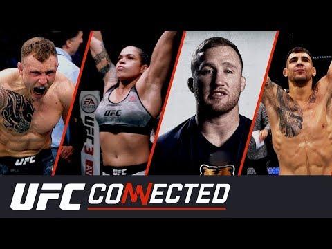 UFC Connected: Гэтжи, Нунес, Ракич, Хермансон