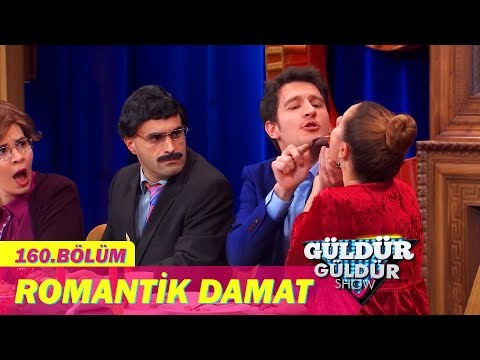 Güldür Güldür Show 160 Bölüm Romantik Damat познавательные и