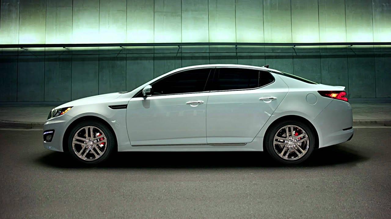 2013 Kia Optima SX Limited Midsize Sedan Specs