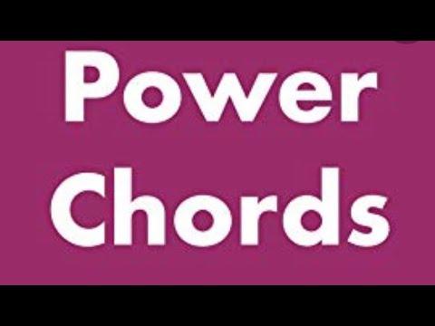 Beginner Lesson E5 chord.
