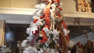 Christmas Tree Decor Ideas | Christmas Interior Decorating Ideas