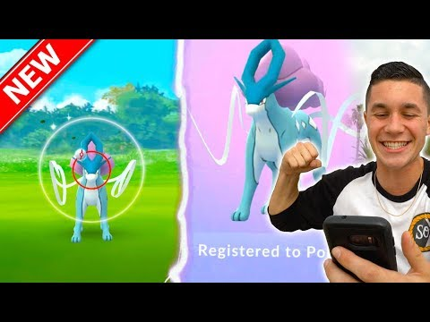 Download Youtube: CATCHING THE LAST AVAILABLE LEGENDARY IN POKÉMON GO + NEW SHINY POKÉMON!