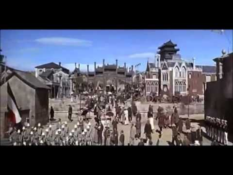 55 days at Pekín - part 1