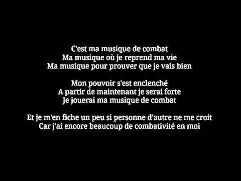 Fight song - Rachel Platten (traduction française)