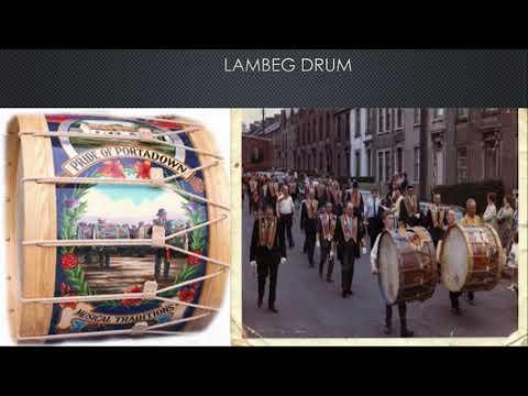 The Lambeg Drum