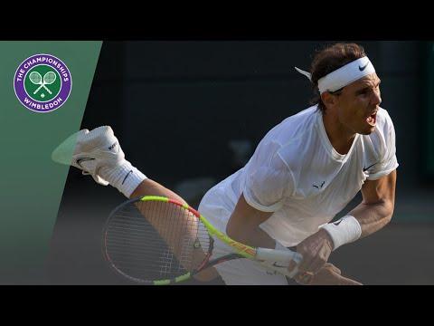 Match Point: Rafa Nadal Vs Sam Querrey Wimbledon 2019 Quarter-finals