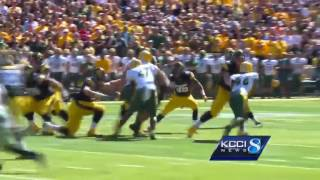 ndsu knocks off 13 iowa