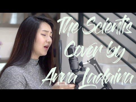 COLDPLAY - THE SCIENTIST COVER BY ANNA LADAINA