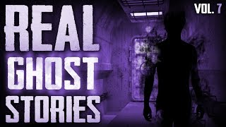 Haunted Bunker & Hallucinations | 7 True Scary Paranormal Ghost Horror Stories (Vol. 007)