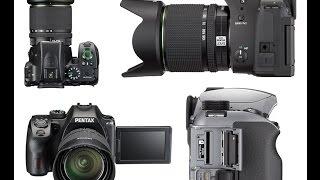 видео Зеркальный Pentax K-70