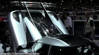 Koenigsegg One:1 First