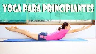 Yoga para PRINCIPIANTES fluido e intenso - 30 min en español