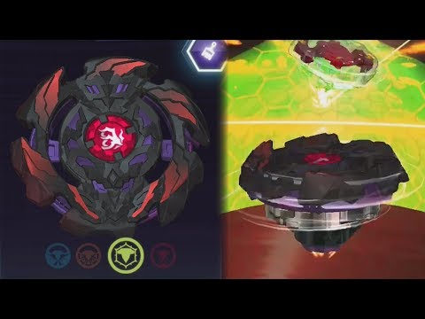 NEW ARC BALKESH B3 GAMEPLAY | Beyblade Burst Evolution God APP Gameplay PART 64