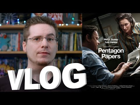 Vlog - Pentagon Papers