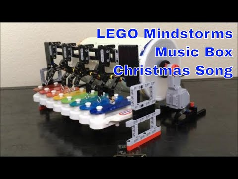 LEGO Mindstorms Music Box - Teach Kids Engineering