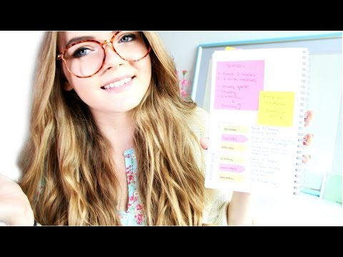 Study Tips For A Successful School Year Without Stress! ☾ Nika