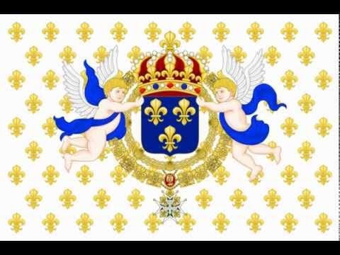 Hymne du Royaume de France- Dieu sauve le roy.