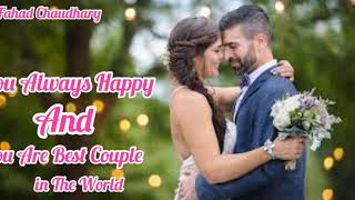 Happy anniversary whatsapp Status | Happy Anniversary song