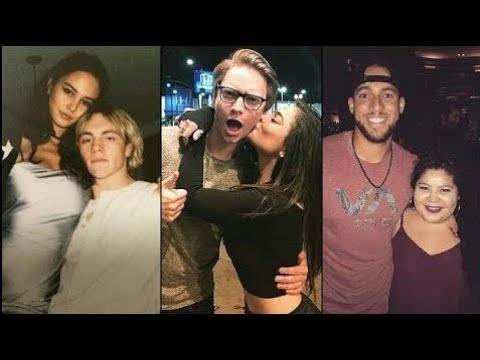 Real Life Couples of Austin & Ally - Pandora Cine