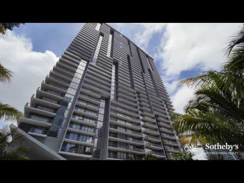 Tour Through Rise Residences at Brickell City Centre