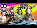 Lexi fights Dark Pit! Super Smash Bros Wii U Battle w/ MIKE: Part 6 (Face Cam Foe Challenge)