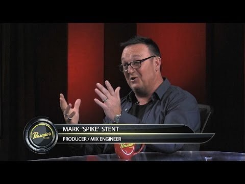Mark 'Spike' Stent - Pensado's Place #250
