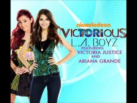 L.A. Boyz - Victorious Cast feat. Victoria Justice and Ariana Grande