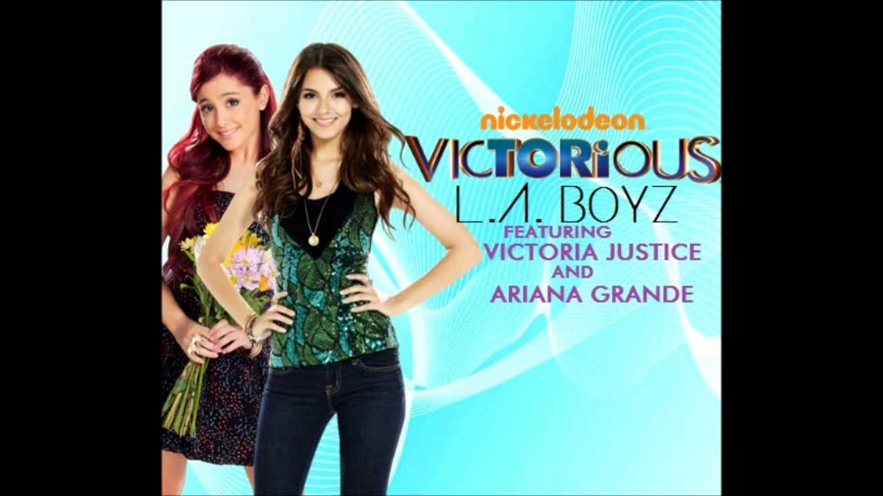 Ariana grande and victoria justice stroking my cock - 2 part 10