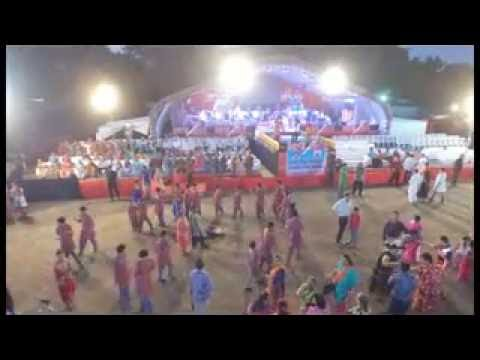 Navratri Utsav 2016 - Bamboo Beats Video