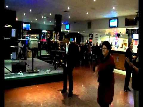 Elvis Presley Tribute Show at Petone Working Mens Club August 2011