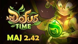DOFUS Time - MàJ 2.42 : Les rôdeurs de Sidimote