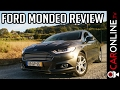 FORD MONDEO 2.0 TDCI 2016 [Review Portugal]