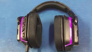 Logitech G635 gaming headset blogger review