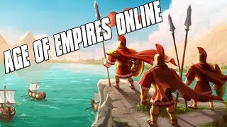 AGE OF EMPIRES 4? Age of Empires Online Six Player Free For All