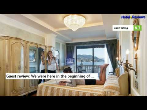 Grand Hotel Bristol **** Hotel Review 2017 HD, Stresa, Italy