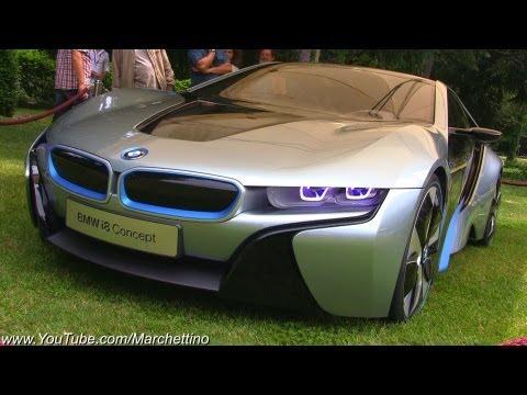 BMW i8 Concept Vision Efficient Dynamics