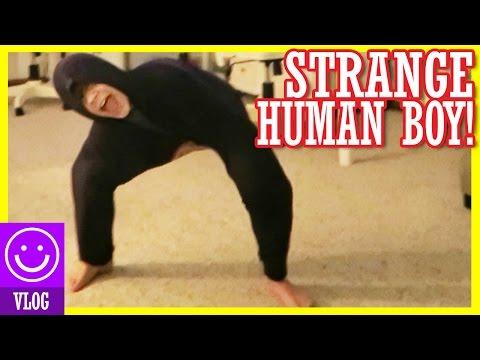 STRANGE HUMAN BOY!  |  KITTIESMAMA