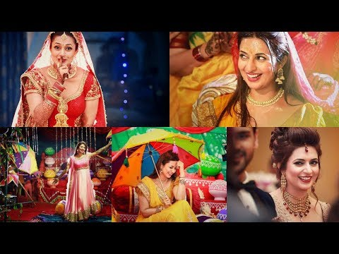 Wedding photography ideas-Indian|Divyanka tripathi wedding pictures