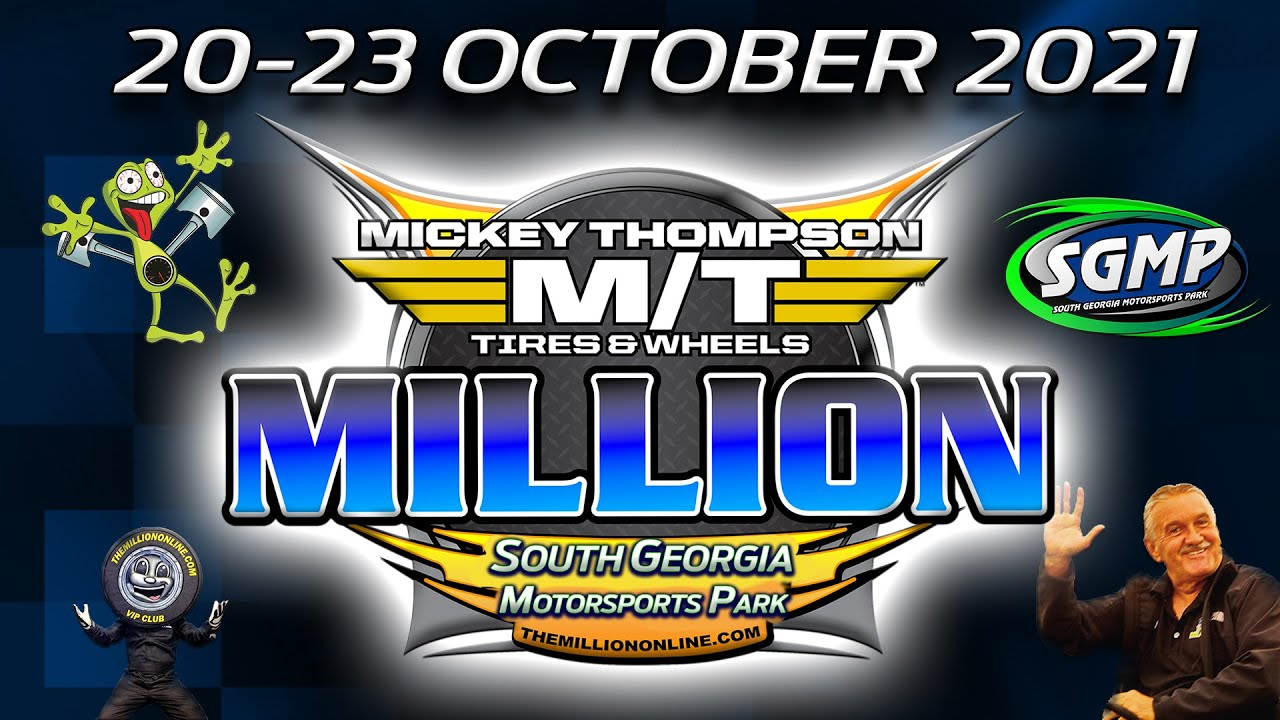 Download 26th Annual Million Dollar Race - Wednesday