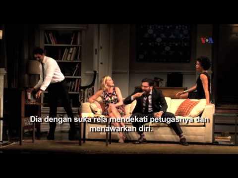 Drama Broadway Mengenai Ketegangan Budaya Antara Islam dan Barat - Liputan Feature VOA