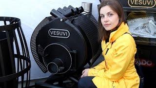 видео купить печи Булерьян в Украине