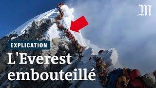 Au sommet de l'Everest, comment les embouteillages deviennent des pièges mortels