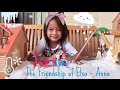 The Friendship Of Elsa And Anna In Winter Zara Cute Main Gelli Snow mp3