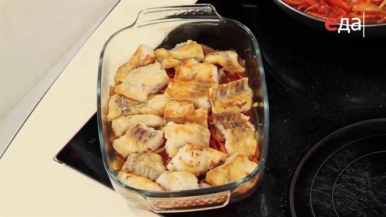 Как жарить треску на сковороде