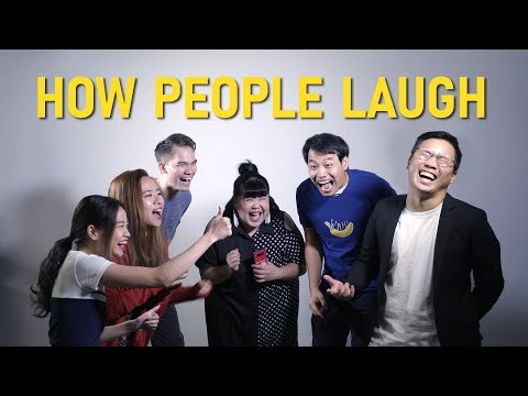 How People Laugh