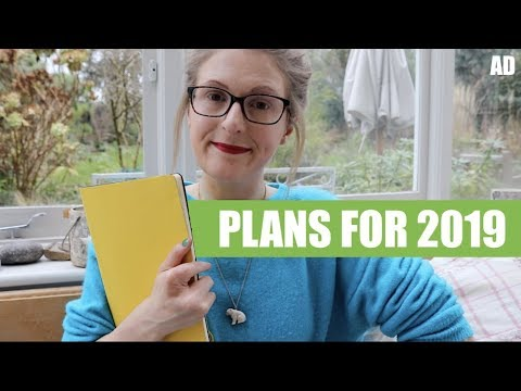 Cooking & Chatting | My Plans & Goals for 2019