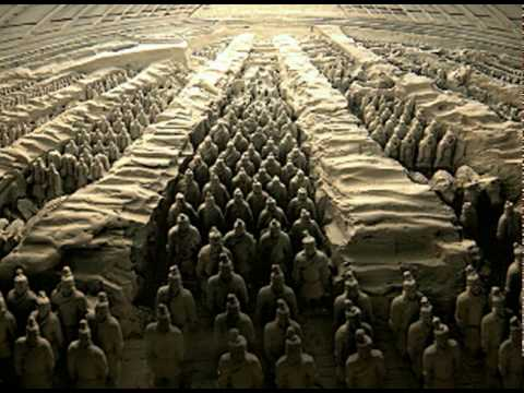 Qin shi huangdi youtube qin shi huangdi sciox Image collections