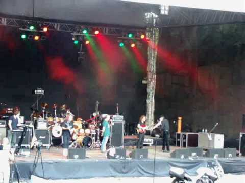 David Cross Band 10.07.2010 (2) Exiles