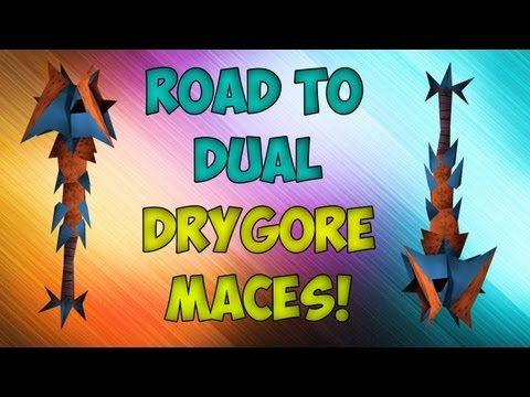 RuneScape - Road to Drygore maces - 0013 - Commentary thumbnail